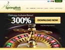 Springbok Online Casino - Open your account and claim up to R11500 with their welcome bonus